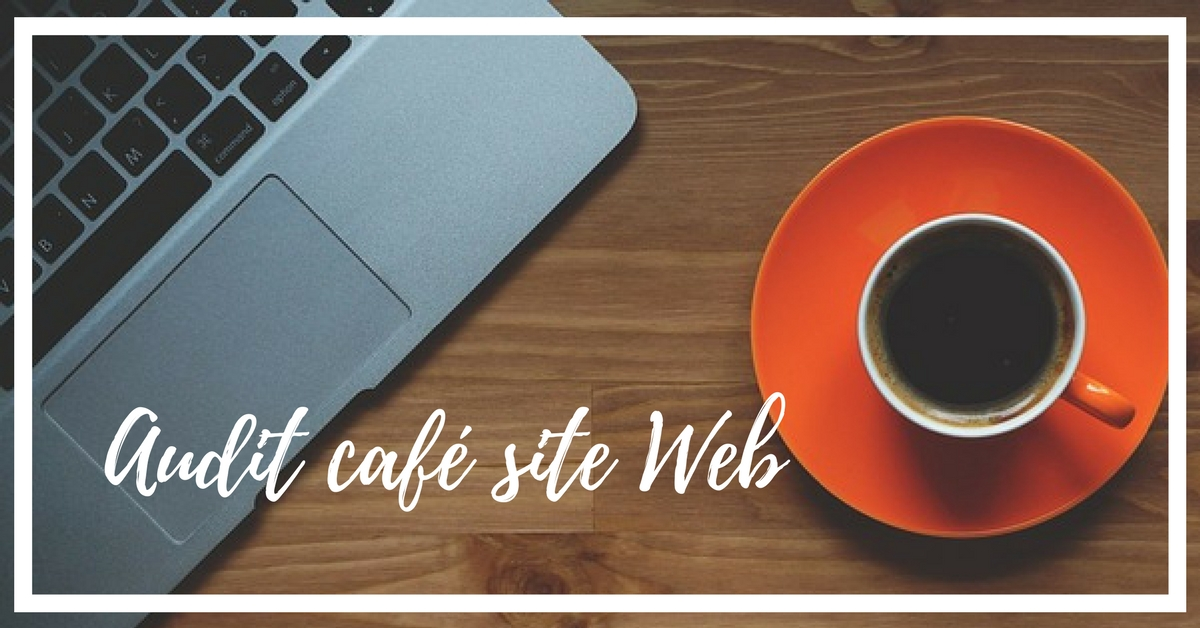 Audit café site Web - WebRubie